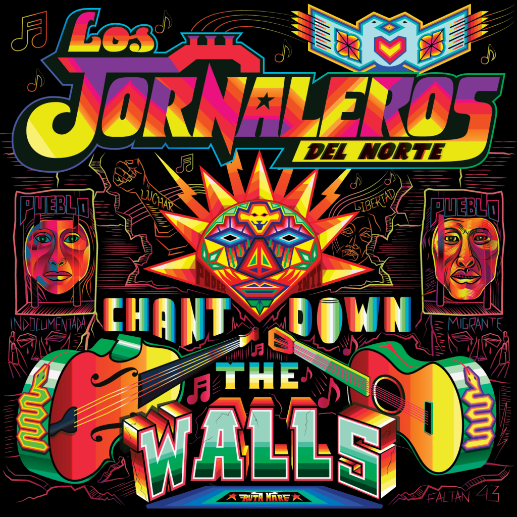 Chant Down the Walls Album Cover