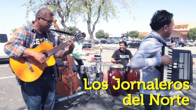 Story of Los Jornaleros del Norte